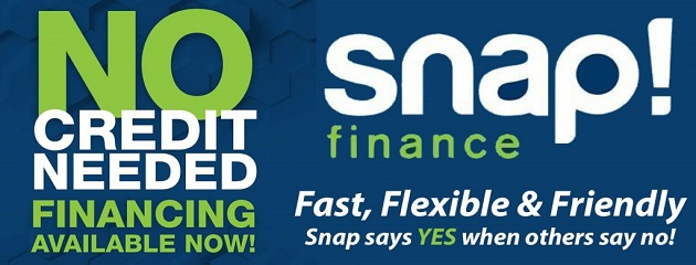 SNAP Financing Now Available!